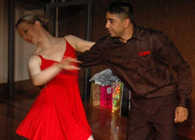 Rajeev Samuel - Toronto Salsa Dance Instructor